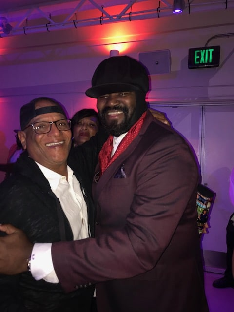 Billy Valentine & Gregory Porter